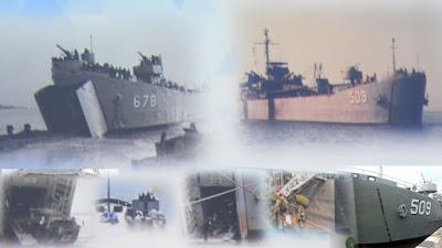 Museum TNI AL Pariaman Terima Hibah KRI Teluk Ratai 509