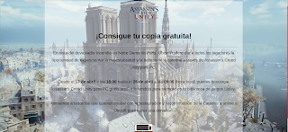 Assassin's Creed Unity juega de forma gratuita
