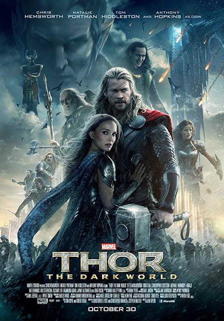 Thor The Dark World 2013 720p Bluray Dual Audio Hindi – 1.6GB
