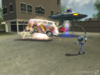 Destroy All Humans! 2 (PS2) 2006