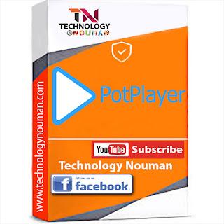 pot player, Pot player logo, Pot player pc, Pot player free download,