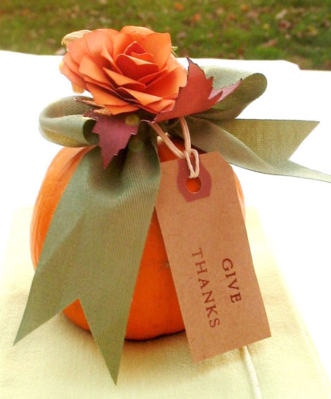 Sei Lifestyle: Thanksgiving Favors + GIVEAWAY