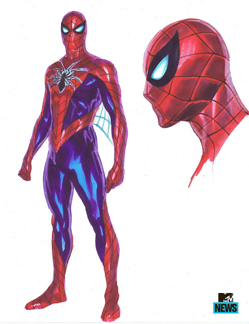 Spiderman All-New All-Different