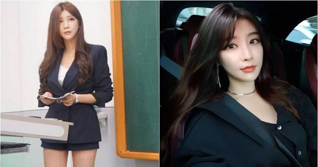 Park Hyun Seo, Dosen Tercantik di Dunia