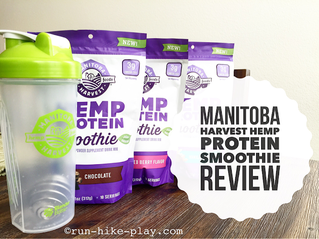 Manitoba Harvest Hemp Protein Smoothie Review
