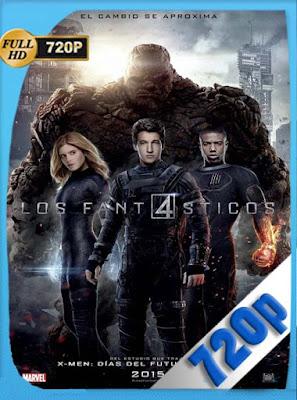 Los 4 Fantásticos (2015) HD [720p] Latino [GoogleDrive] RijoHD