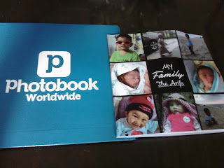 Photobook Pertama The Arifs