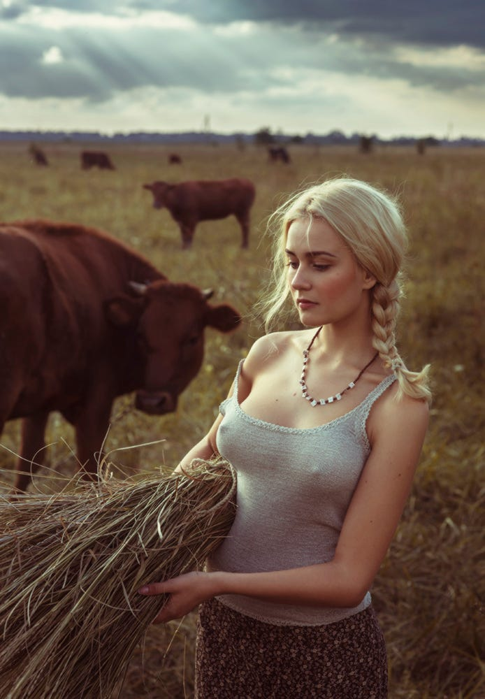 Nude Rural Girls