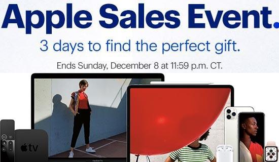 Best Buy Apple Sales Event up to $300 OFF on iPhone, iPad, Macbook