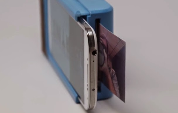 Prynt, Case for iPhone That Prints Photos
