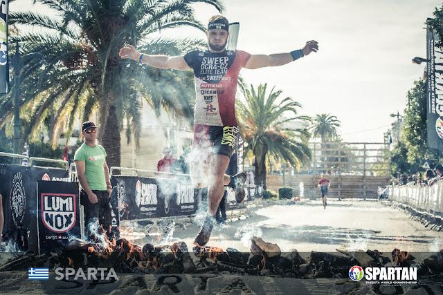 Για 3η συνεχόμενη χρονιά, το Spartan Race έρχεται στη Σπάρτη