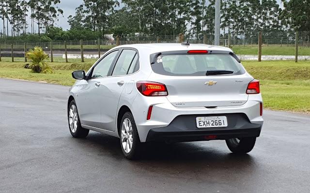 Chevrolet Onix Hatch 2020