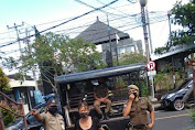 Satpol PP Klungkung amankan seorang wanita terlantar asal Bandung