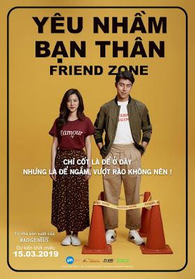 Xem Phim Yêu Nhầm Bạn Thân - Friend Zone