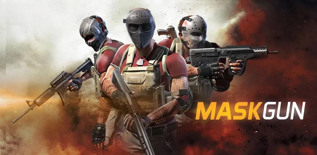 اكتشف المزيد حول هذه اللعبة المحمولة الرائعة MaskGun Multiplayer FPS - لعبة إطلاق نار مجانية