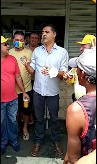 Em vídeo ao lado de amigos Marcos Diogo PSDB celebra Vitória em Guarabira