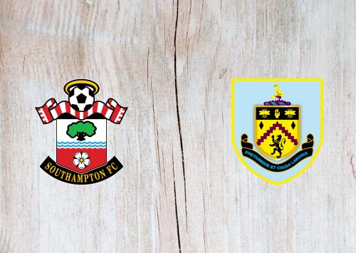 Southampton vs Burnley -Highlights 15 February 2020