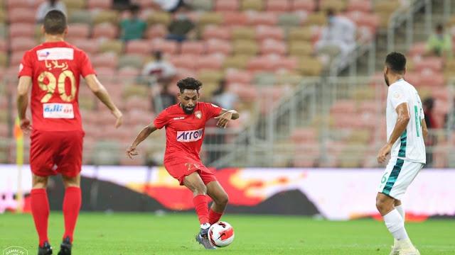 اهداف مباراة الاهلي وضمك (1-1) في الدوري السعودي