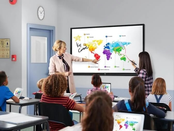 LG Paves the Way for the Future of Education with Transformative Learning