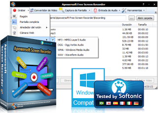 Apowersoft Screen Recorder Pro 2.1.3 Full Version