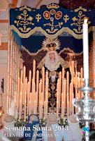 Semana Santa en Fuentes de Andalucía 2013