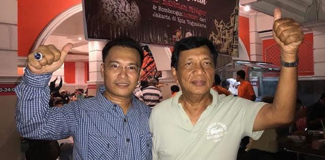 ProDEM bersama Said Didu Melawan Virus Anti Demokrasi Luhut yang Lebih Bahaya dari Corona