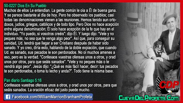 Como recibir Sanidad Divina - William Branham en Español