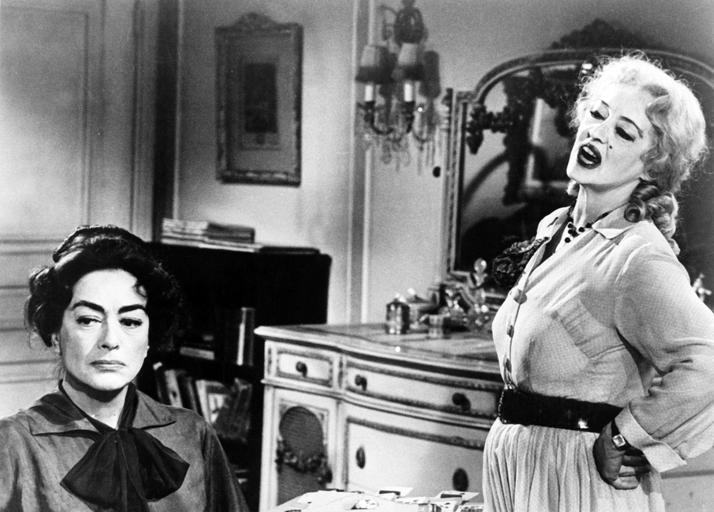 bette davis joan crawford que fue de baby jane ryan muyphy