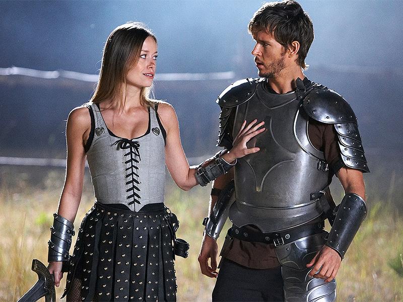 Рыцари королевства Крутизны Knights of Badassdom 2013