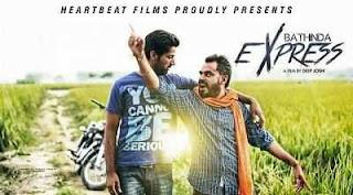 Bathinda Express 2016 Punjabi Movie Download 300mb HD