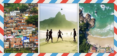 Figure: No words to even begin to describe this amazing place! Guess the country from these images!