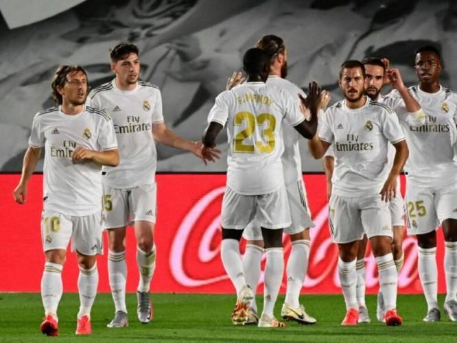 تقرير مباراة ريال مدريد أمام ريال مايوركا ألدوري الاسباني