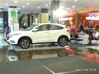 Honda Mulya Putra, (PT. Lambang Putra Perkasa Motor)