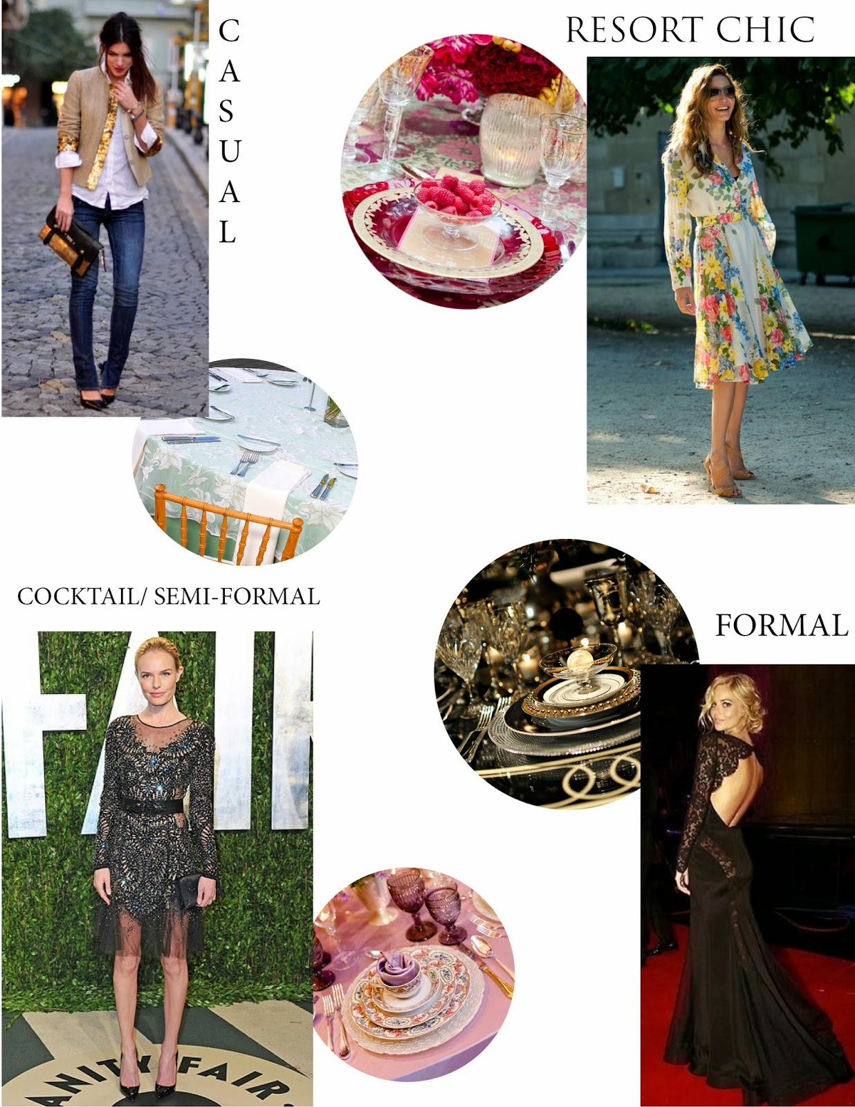 party chic dresscode