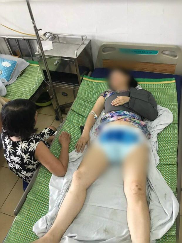 Chồng cũ đánh đập và đâm ô tô khiến vợ con nguy kịch, thủ phạm làm việc tại Ban Kinh tế Trung ương?