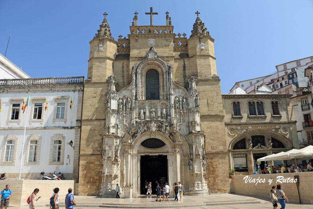 Monasterio de Santa Cruz, Coimbra