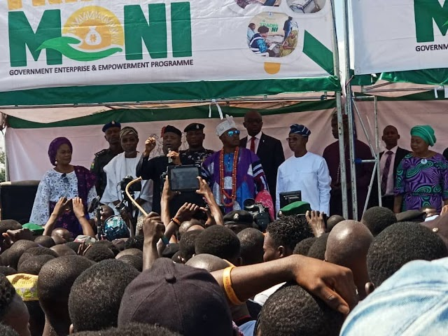 People Talking Anyhow To Prof. Osinbajo Because He Is Doing Anyhow