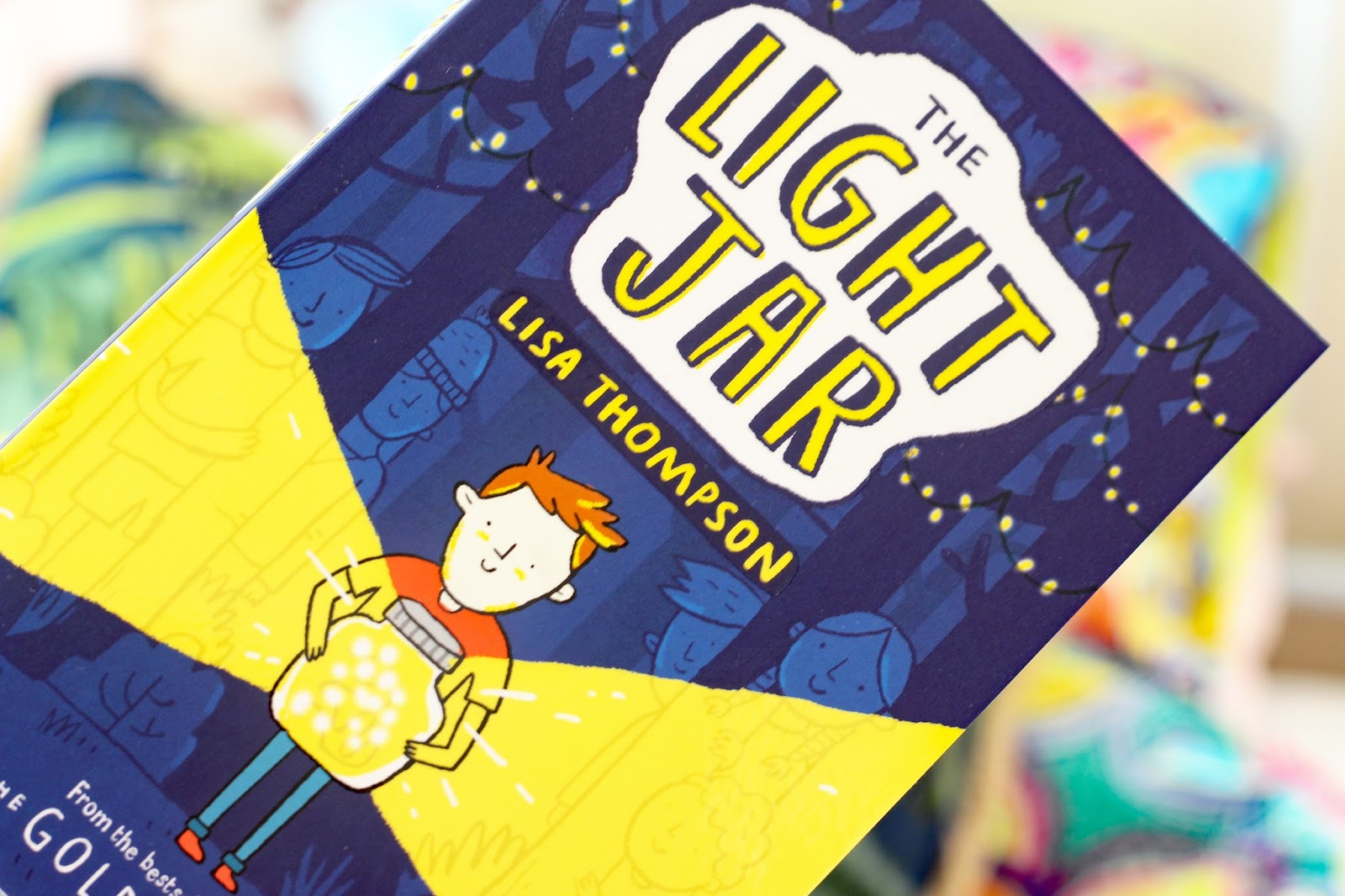 The Light Jar | Book Review blogger book children's YA lifestyle