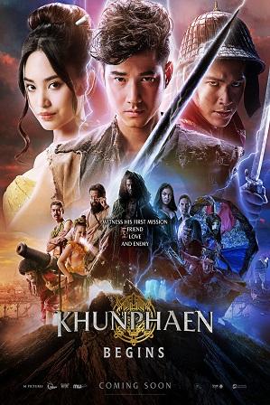 Khun Phaen Begins (2019) Hindi Dual Audio 450MB Bluray 480p
