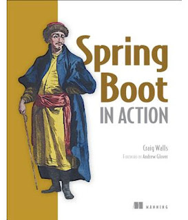 Best book to learn Spring boot for beginners