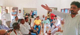 #JaunpurLive : सरकार ने युवाओं को व्हाट्सएप, इंटरनेट के जाल में फंसा रखा है: फैसल हसन