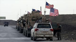 واشنطن ترسل تعزيزات جديدة إلى قواعدها العسكرية شرقي سوريا