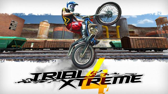 Trial Xtreme 4 - أفضل ألعاب أندرويد و أيفون 2020 بدون أنترنت: أحسن 20 لعبة فيديو تعمل أوفلاين بدون نت.