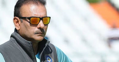 Ravi Shastri re-appointed as head coach of Indian men's cricket team