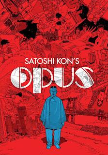 """Anime: Anunciado un guión en proceso para el manga """"OPUS"""" de Satoshi Kon"""