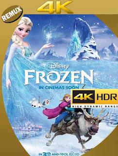 Frozen: El Reino del Hielo (2013) 4K REMUX 2160p UHD [HDR] Latino [GoogleDrive]