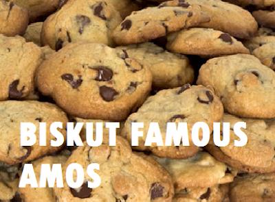 resepi biskut famous amos