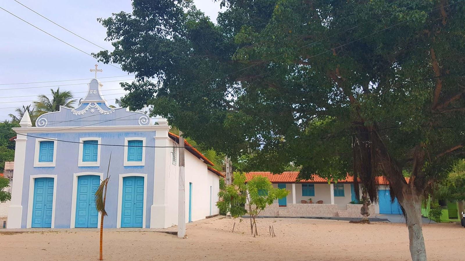 Igreja de Bom Jesus dos Navegantes em Mangue Seco.