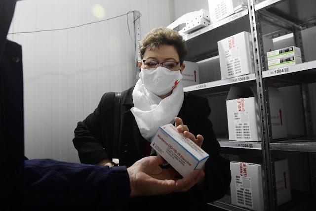 Magyarországon minden feltétel adott a vakcinák tárolására és szétosztására