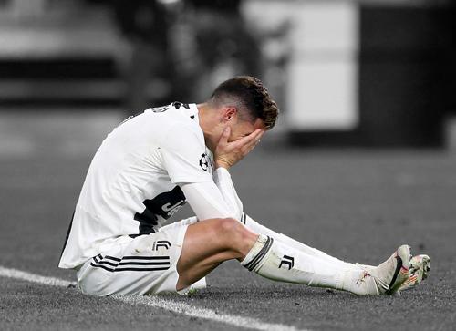 Juventus: Sự lãng phí của thương vụ 294 triệu bảng 3